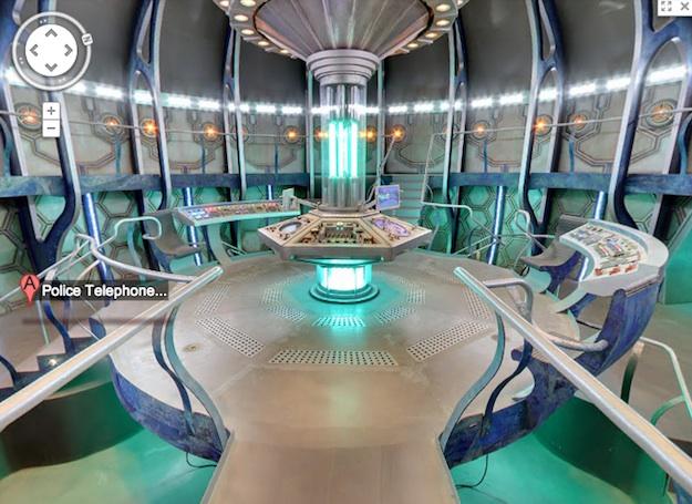 who-TARDIS