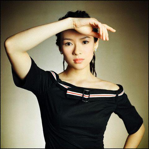 Actress Zhang Ziyi