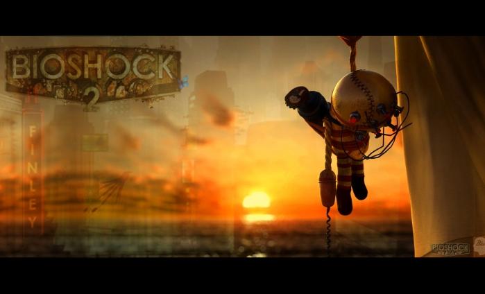 Bioshock-2-Wallpaper