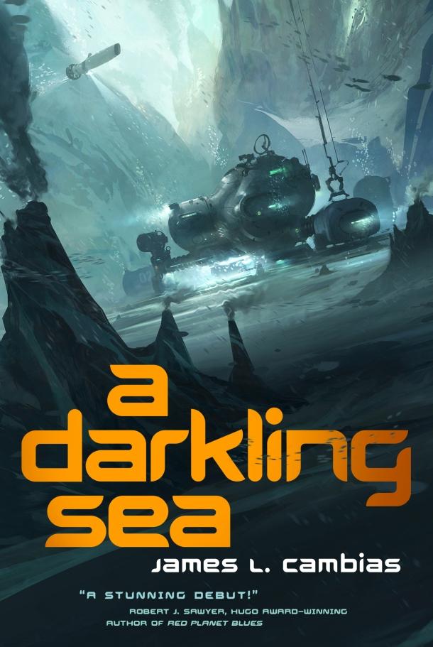 Darkling Sea - James Cambias