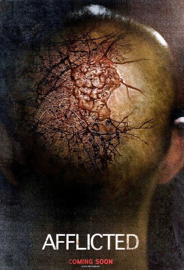 Afflicted.Poster